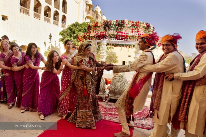 Marriage the indian way