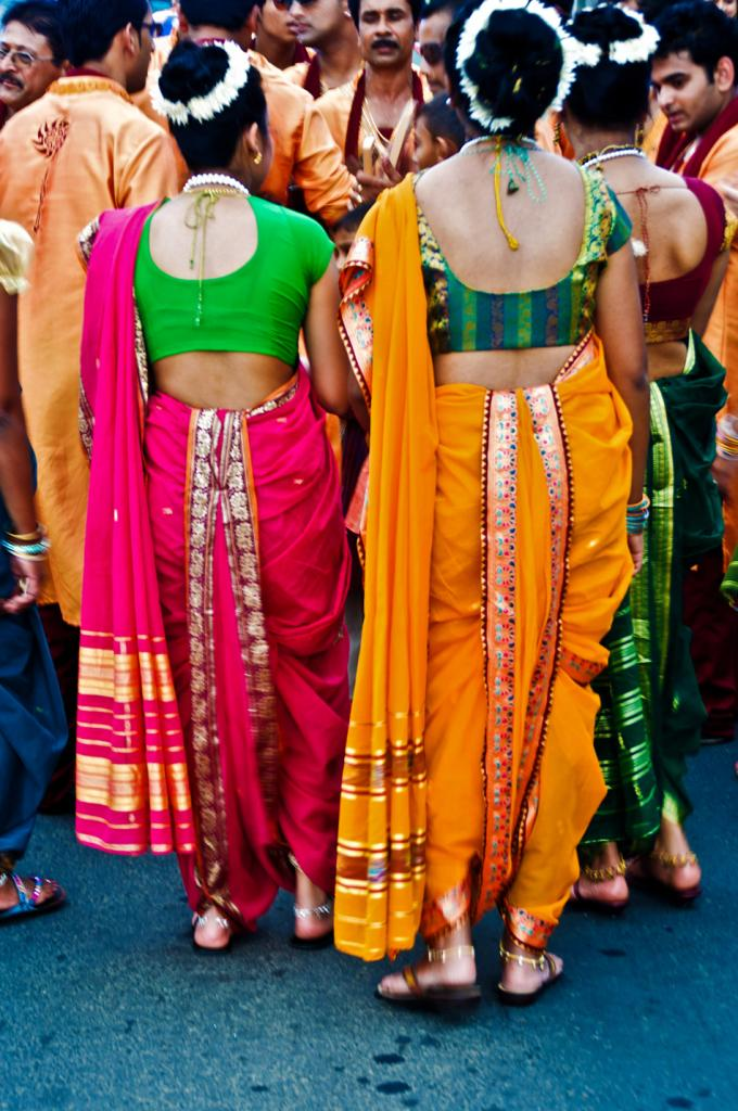 The Maharashtrian Wedding Theme: Rituals and Functions - India's ...