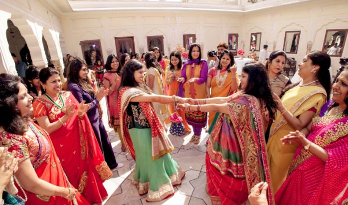 Image Gallery Sangeet