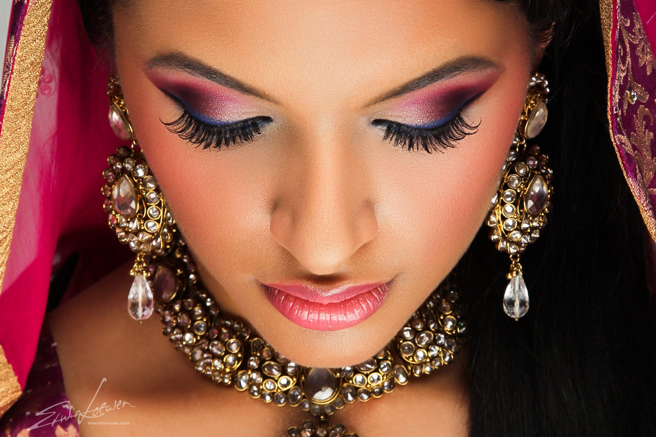 Wedding Eye Makeup Pink : Indian Bridal Makeup: Expert Recommended Dos and Donts ...
