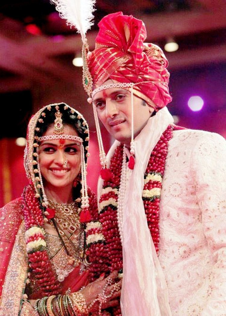Indian Celebrity Weddings 2012