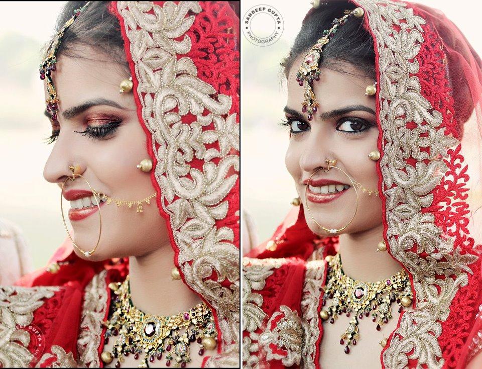 The Indian Bridal Eye Makeup Indias Wedding Blog