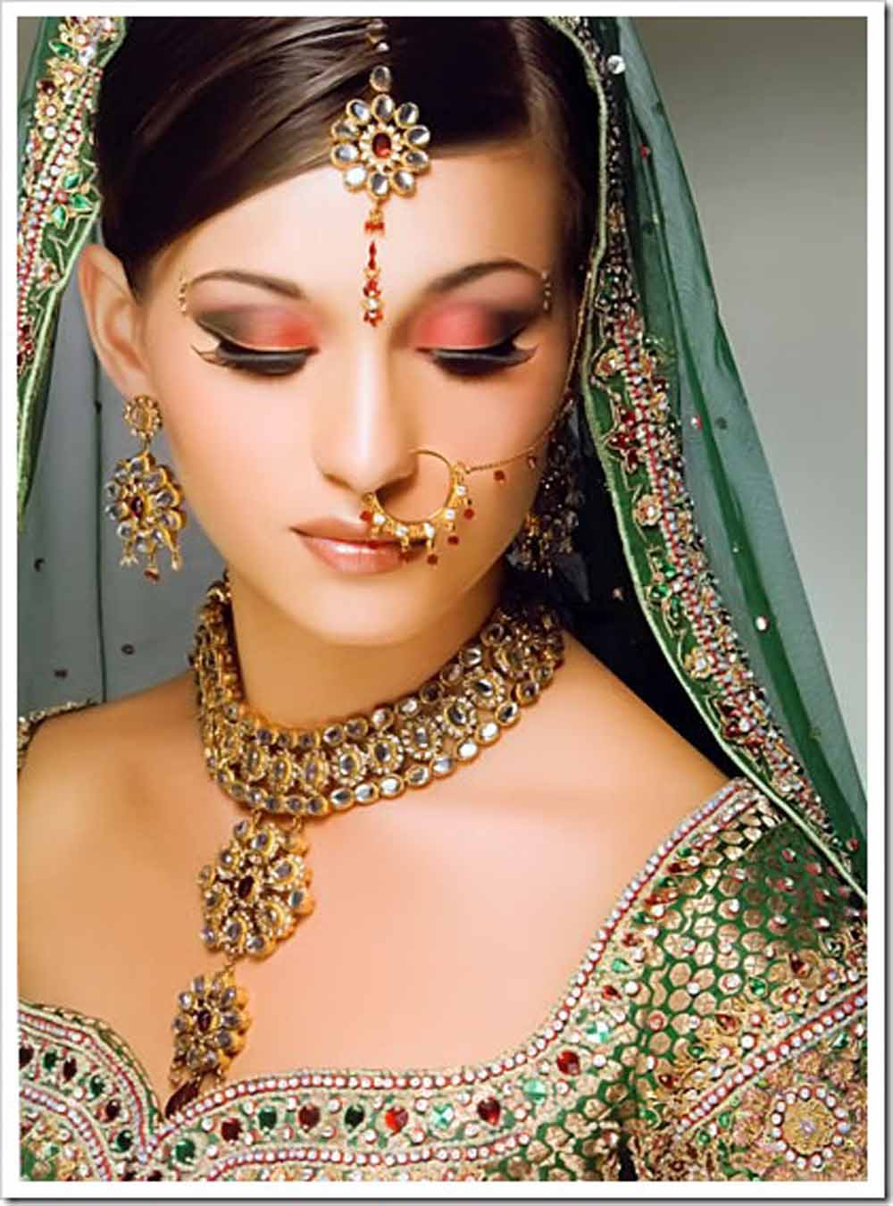 The Indian Bridal Eye Makeup