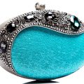 Meera mahadevia Blue Bag