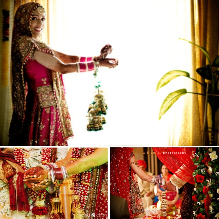 Wedding Chuda and Kalire for Good Luck and Prosperity – India's