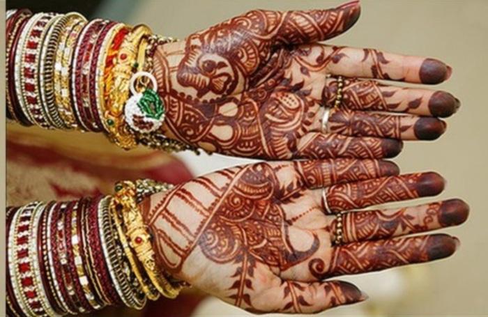 Arabic Mehndi Patterns S : Stylish arabic mehendi designs india s wedding exploring