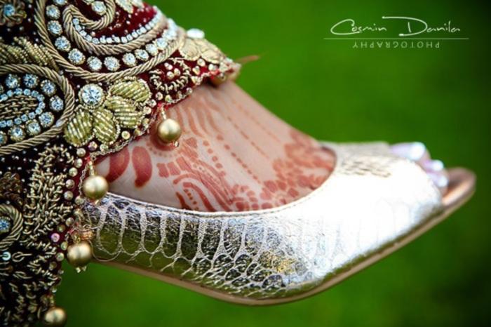 bridal shoes 1