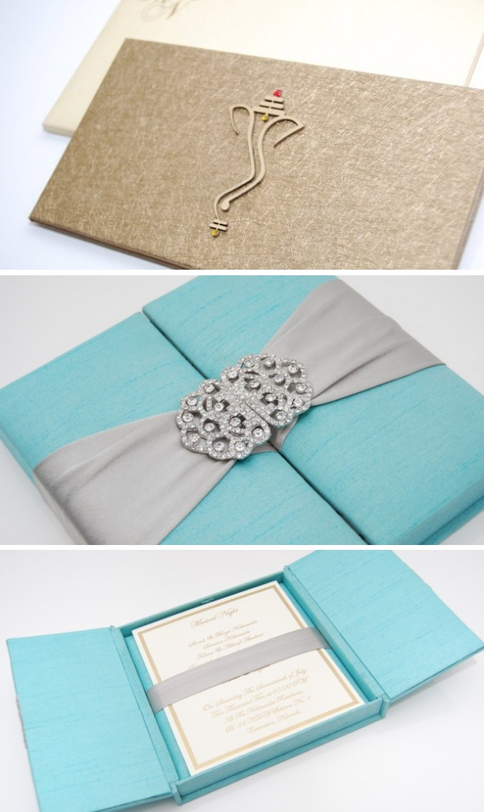 Latest Wedding Card Designs Indian