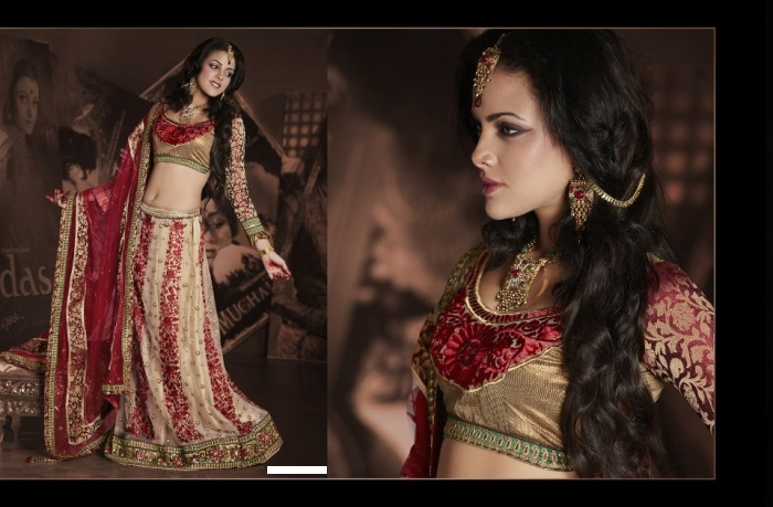 Easy Hairstyles For Wedding Reception : Indian wedding and reception hairstyle trends india s