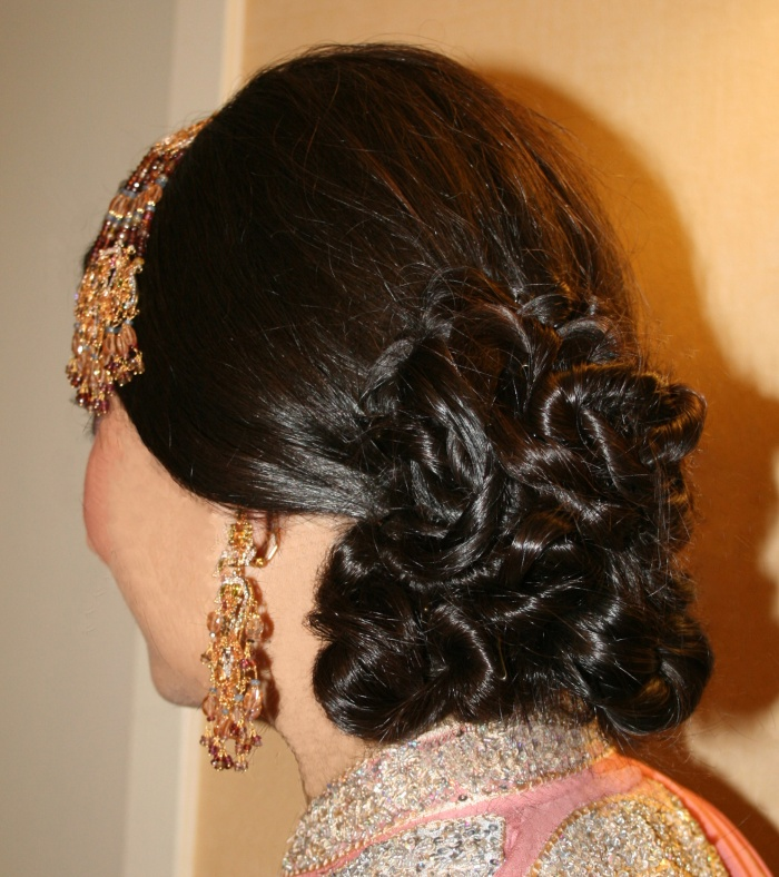 Miraculous Indian Wedding And Reception Hairstyle Trends 2013 India39S Hairstyles For Men Maxibearus