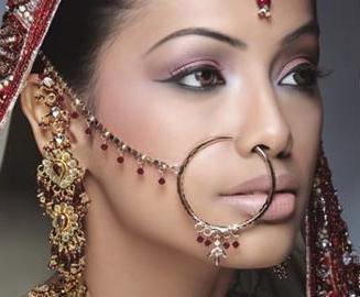 Editors Pick Bridal Nose Ring Designs We Love Indias