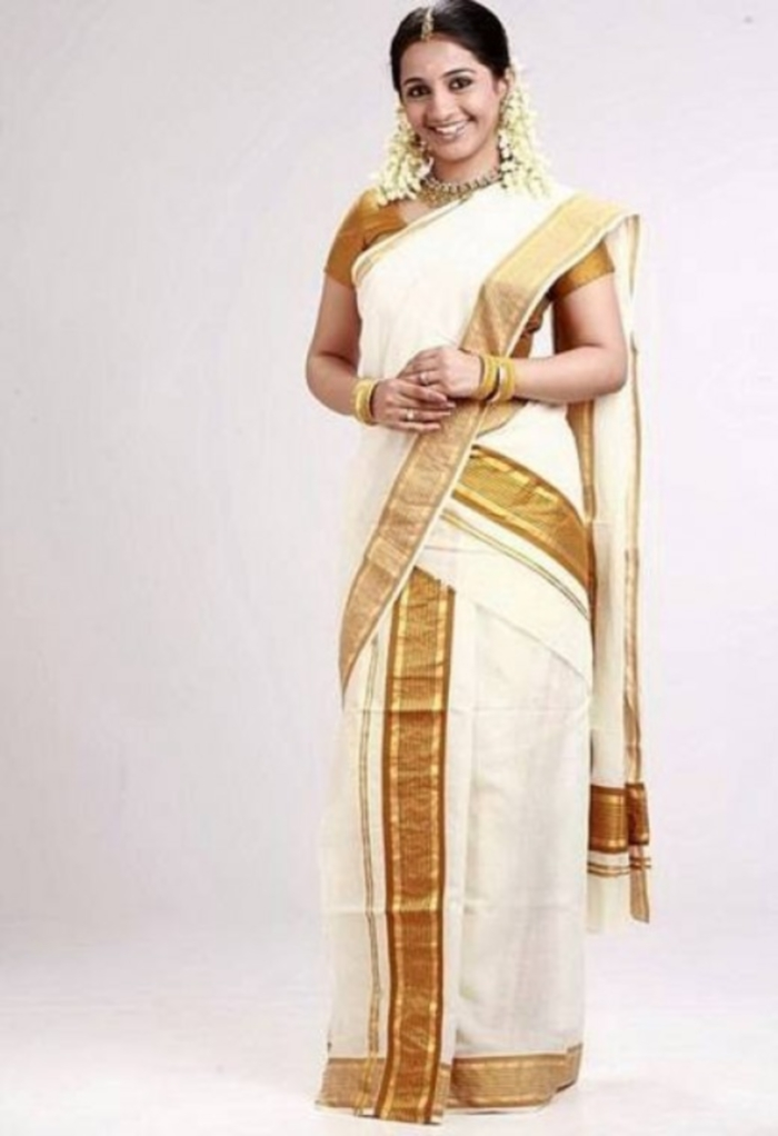 Traditional Kerala Sarees Classy Yet Youthful India S