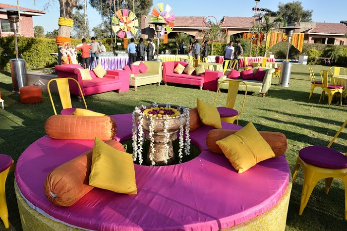Decor Themes For Sangeet Sangeet The Theme For The