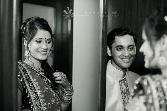 - Priyanka-getting-ready