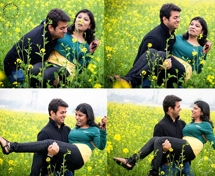 Pics For > Indian Pre Wedding Photoshoot Ideas