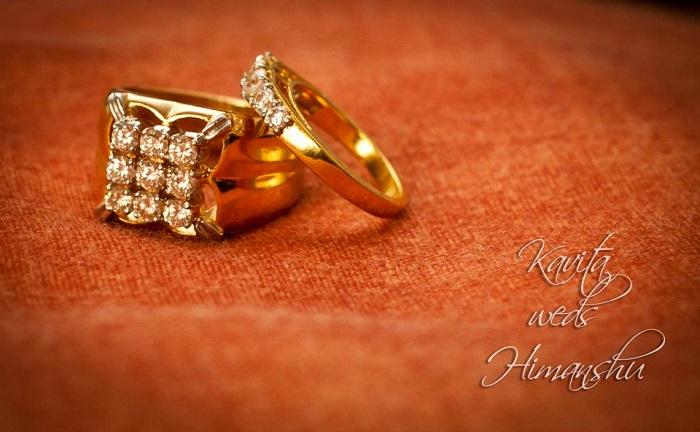 Real Weddings: Kavita and Himanshu's Intimate Marathi ...