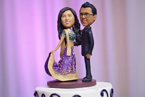 Fun Ideas For Wedding Cake Toppers India S Wedding Blog