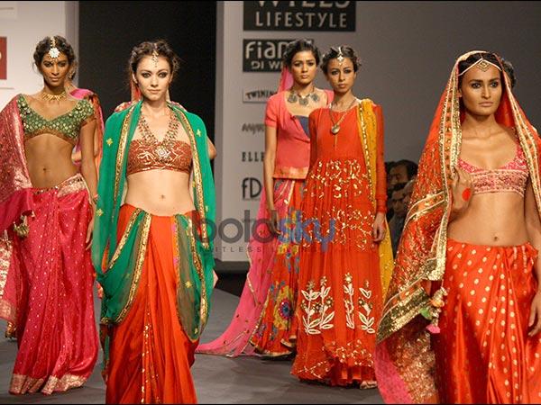 Indian Bridal Fashion Show 2014 Indian bridal fashion shows