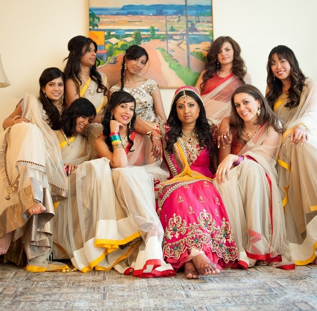 Indian Wedding Dresses: Unconventional & Non-Traditional