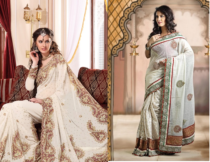 Can I Wear White Indian Wedding Dresses In My Wedding