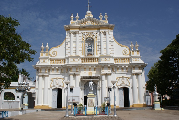 Puducherry Immaculate Conception Cathedral