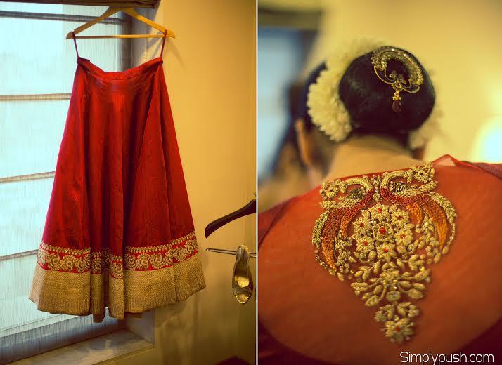 SP-bridal lehenga