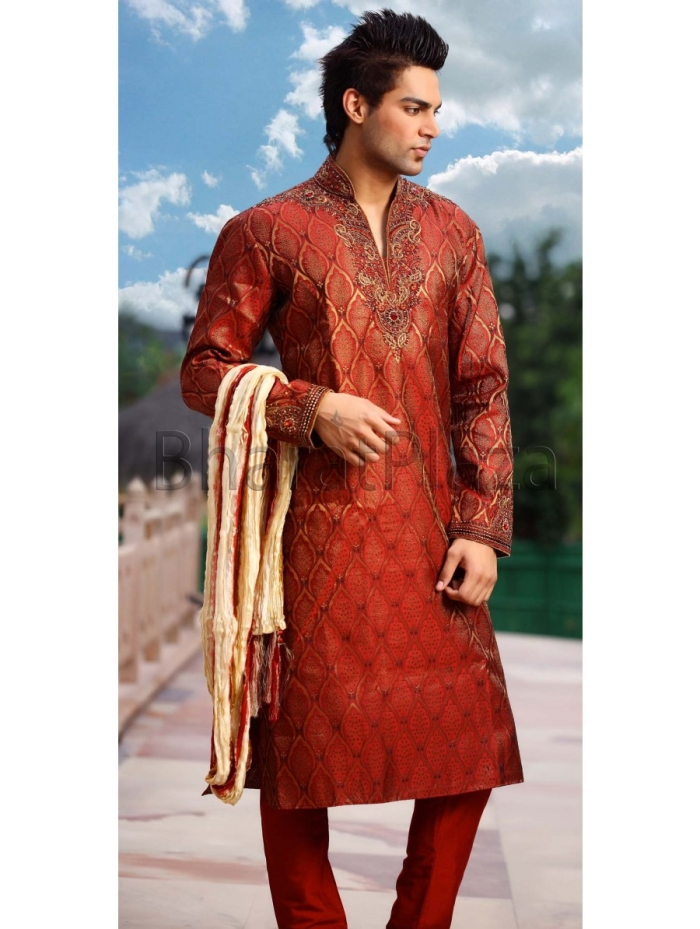 Indian Groom Series- Groom Wedding Wear 2 India\'s Wedding Blog ...