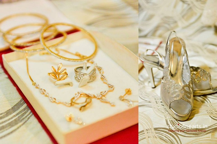 Jewellery and shoes