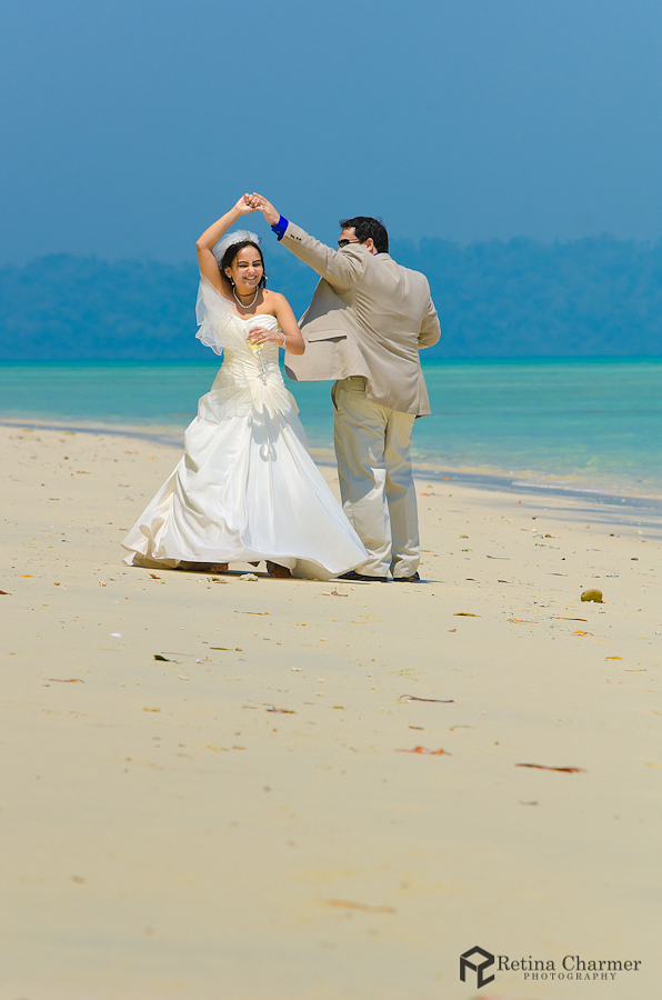 Indian Destination beach wedding