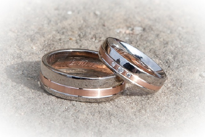 needless to say that a wedding is a special occasion for not just the to be bride but her family as well a marriage is a highly sacred bond and naturally - Indian Wedding Rings