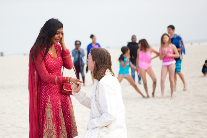 Indian Grooms Series Romantic Marriage Proposal Ideas 3