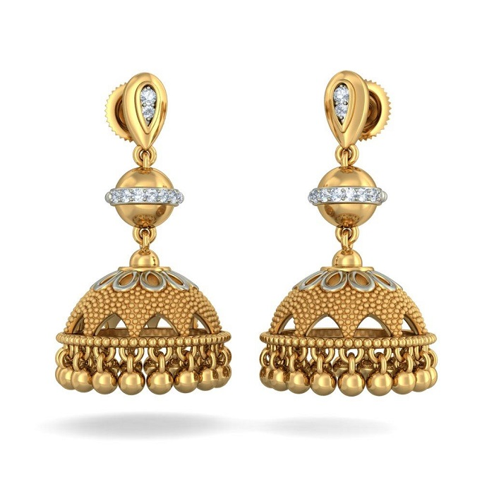 5 Jhumka Styles To Glam Up Your Wedding Day Look - India\'s Wedding ...