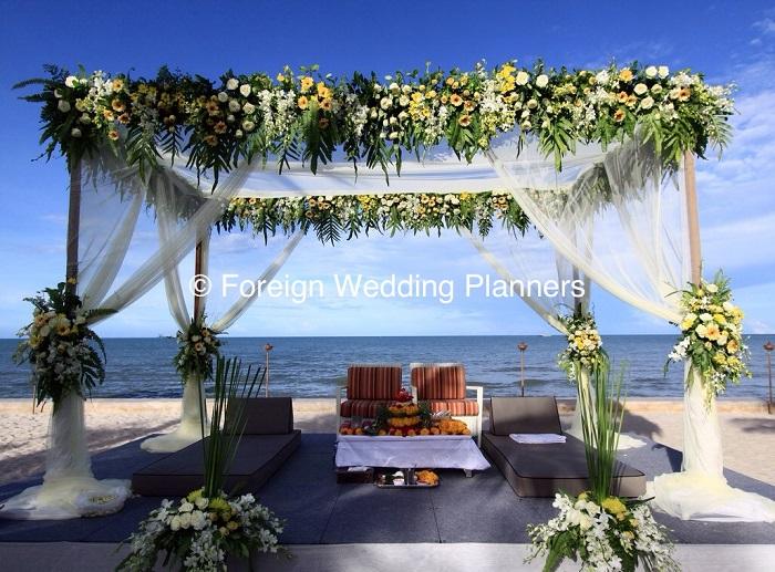Indian  Destination Wedding in Thailand