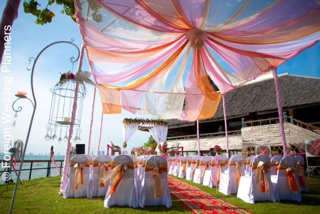 Get The Rundown on Planning A Destination Indian Wedding in Thailand