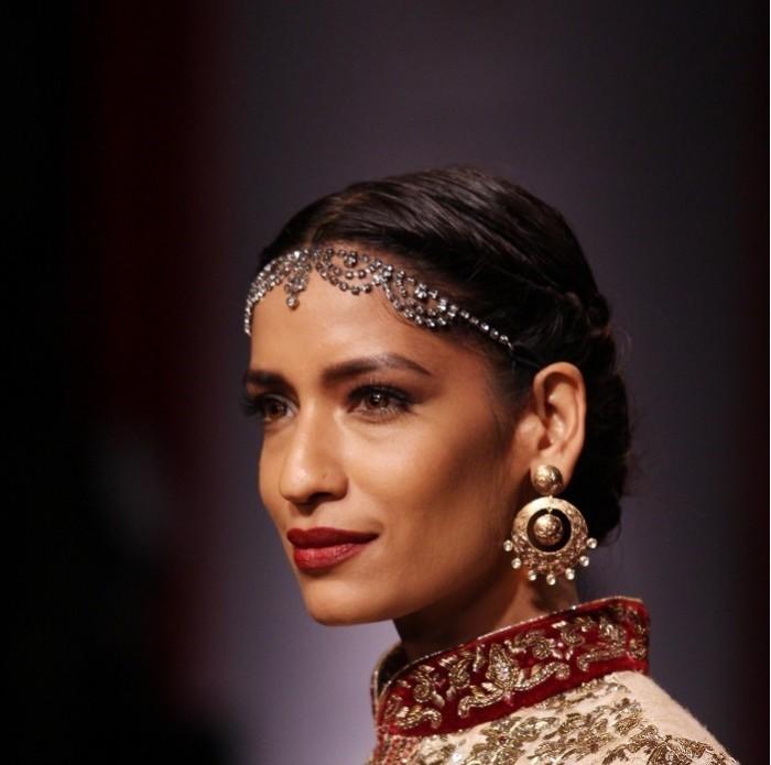 wedding hairstyles 2014 India