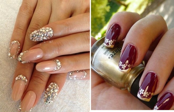 manicure at home steps