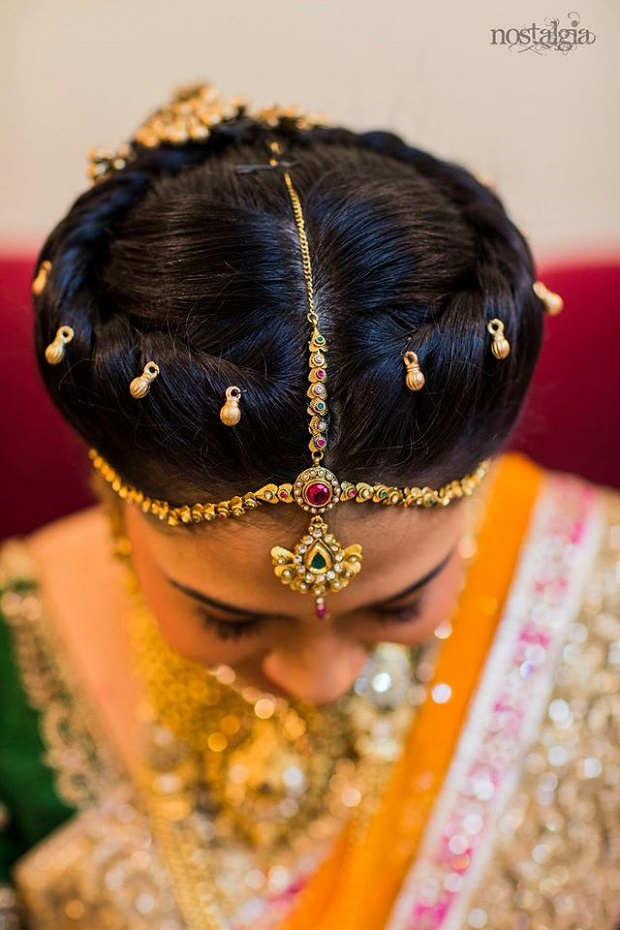 bridal hair and beauty trends 2015