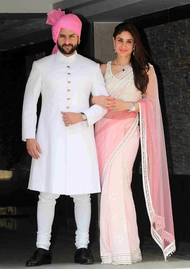 Kareena saif marriage live