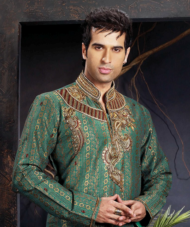 Indian groom to be hairstyle and hair care