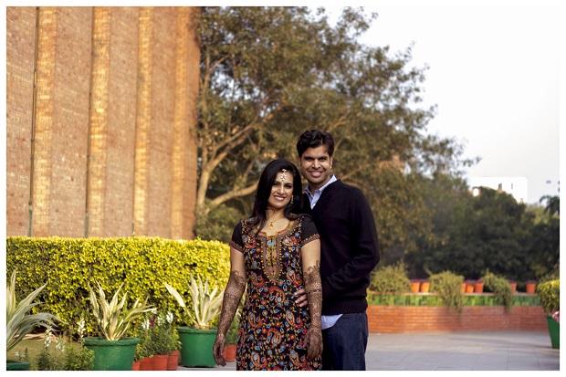 real wedding in Gurgaon at the Leela