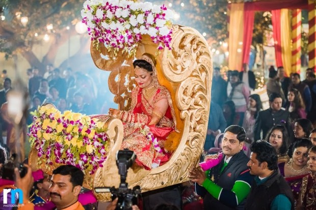 Real Weddings Red Gold Wedding In The Holy Land Of