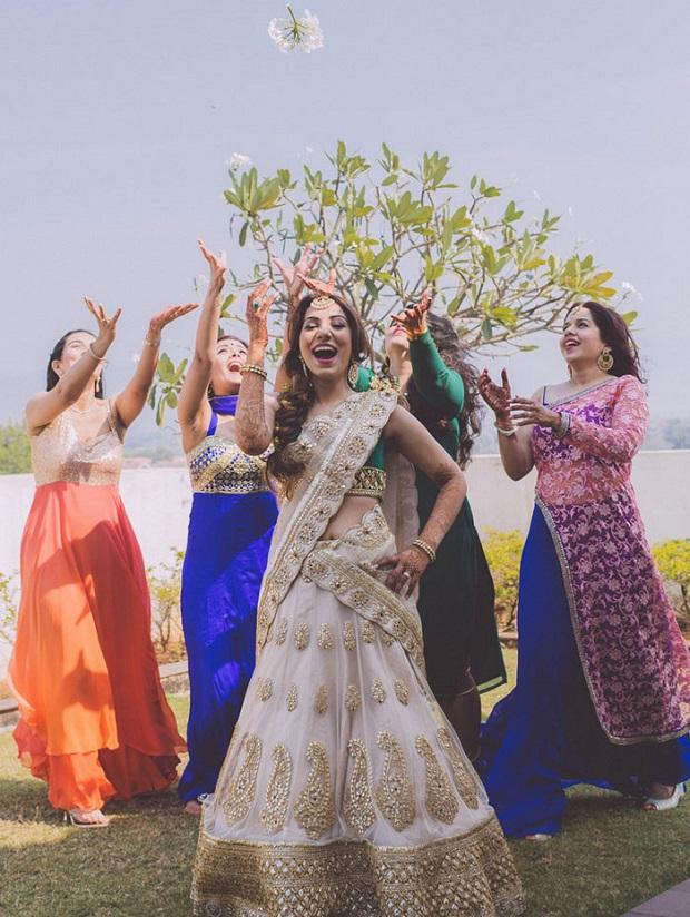 F5 Weddings Beachy Dreamy Wedding  in Alibaug