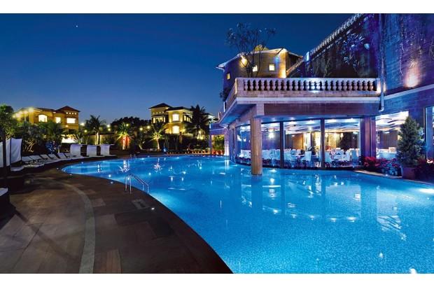 Della resorts-Ideal wedding venue for Monsoon weddings in India