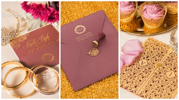vanessa william wedding invitations