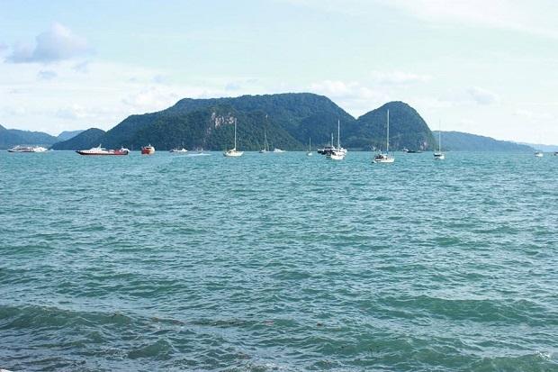 real honeymoon Borneo islands