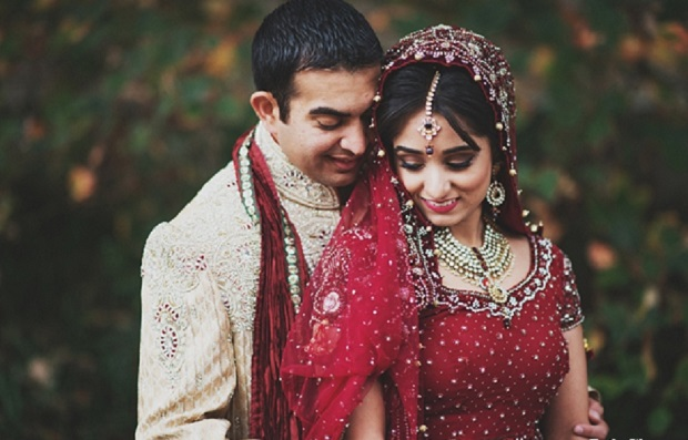 Indian Wedding Portrait Photography Poses