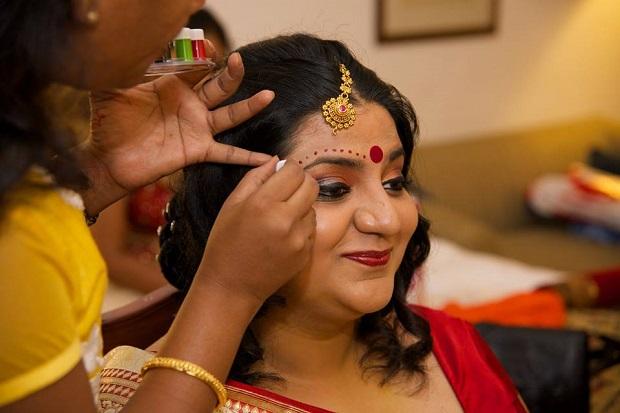 Lakme salon bridal makeup