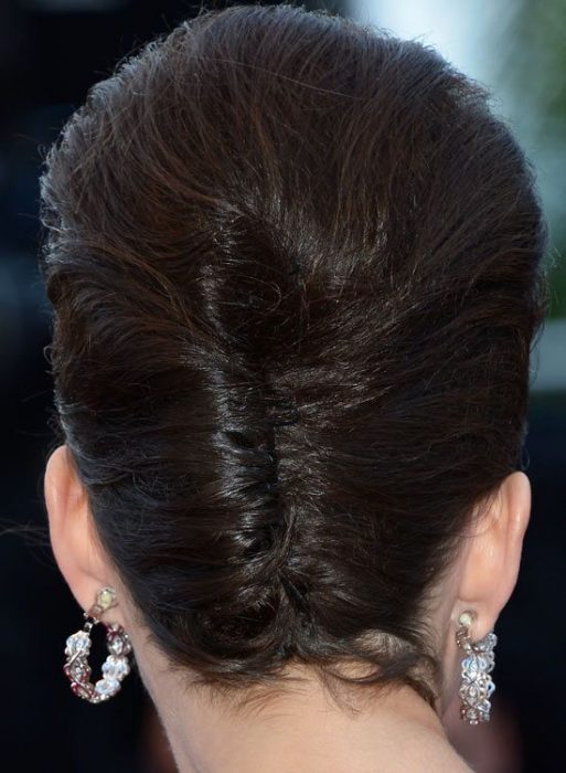 indian bridal short hairstyle