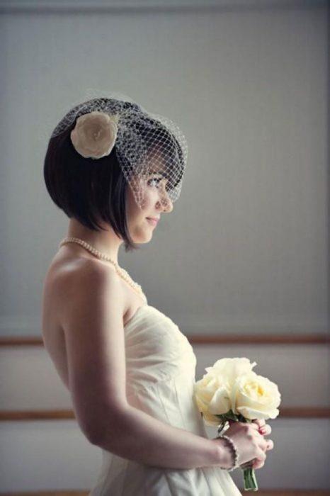 short hairstyles indian bridal