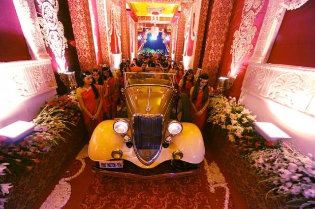 royal heritage car-royal Jodhpur wedding